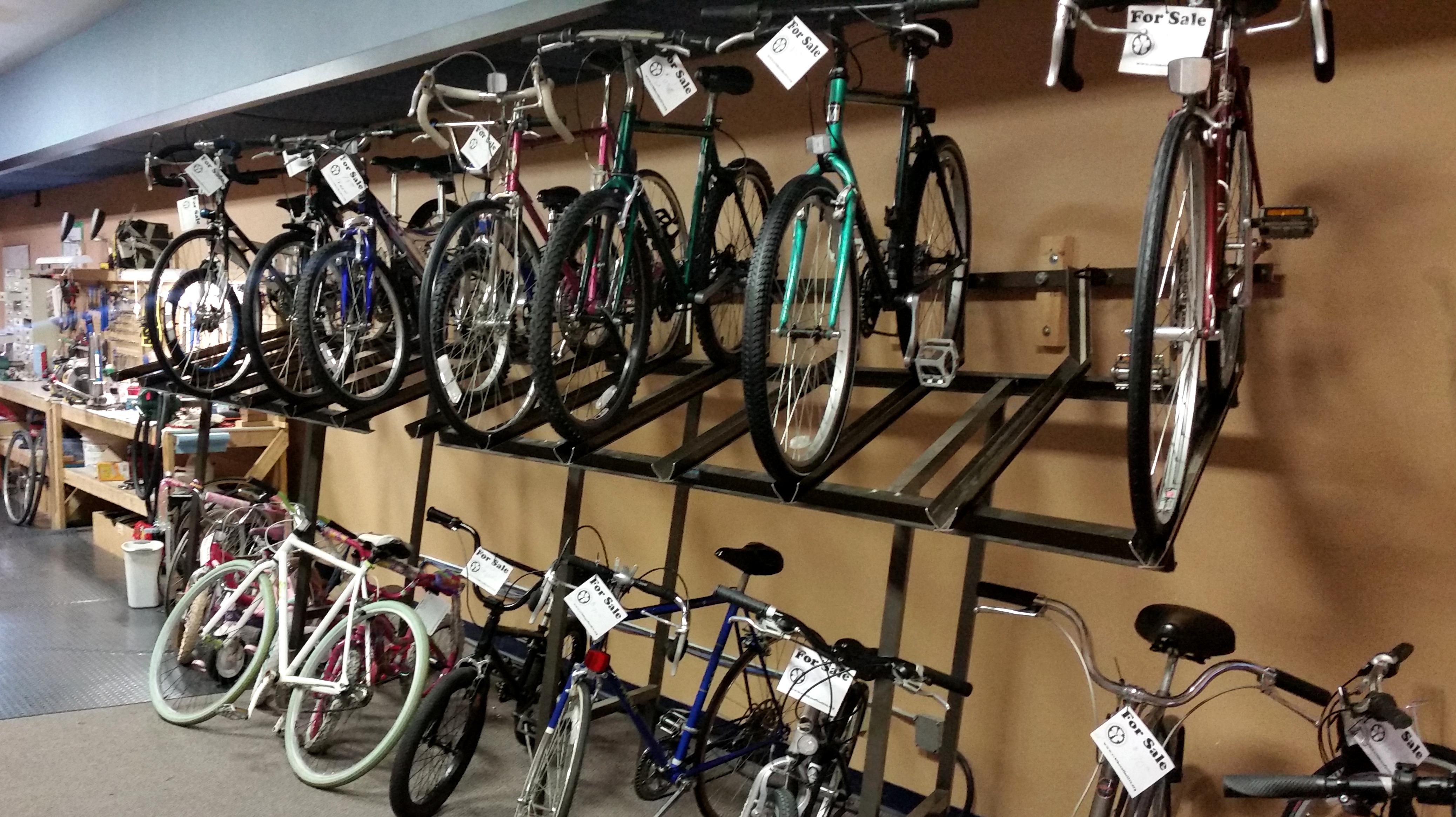 Sales Cedar Valley Bicycle Collective
